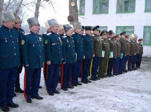 Казачество Сибири. Казачья станица Генераловка.